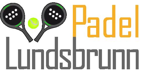 Padel i Lundsbrunn Logotyp